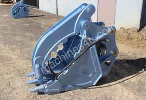 HYDRAULIC GRAPPLE BUCKET 12-16T