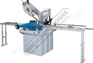 Metalmaster Swivel Head-Dual Mitre Metal Band Saw