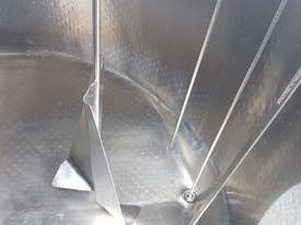 STAINLESS STEEL TANK, MILK VAT 3800 LT - picture3' - Click to enlarge