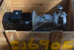 Liquid ring side channel CIP pump DN40 1.5