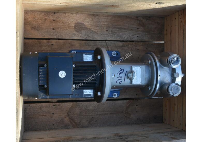 Turbine pump DN40 1.5