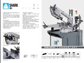 MEP SHARK 281 CCS Manual Bandsaw - picture3' - Click to enlarge