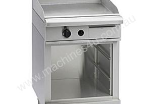 600mm Gas Griddle - Cabinet base