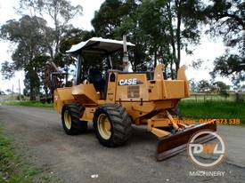 Case 960 Trencher Trenching