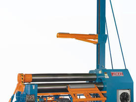 Hydraulic 4-Roll Plate Bending - picture2' - Click to enlarge