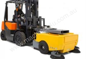 Forklift Sweeper Extreme