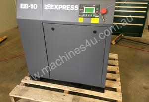 35 cfm (1.0m3/min) screw compressor 7.5kW - 10HP