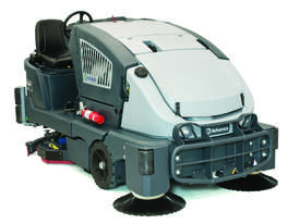 Nilfisk CS7000 Combination Sweeper / Scrubber Battery LPG or Diesel - picture3' - Click to enlarge