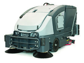 Nilfisk CS7000 Combination Sweeper / Scrubber Battery LPG or Diesel - picture0' - Click to enlarge