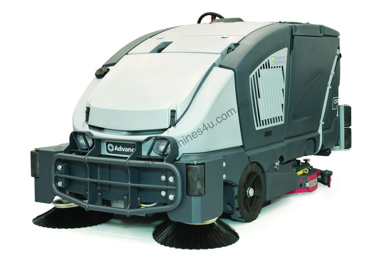 Nilfisk CS7000 Combination Sweeper / Scrubber Battery LPG or Diesel