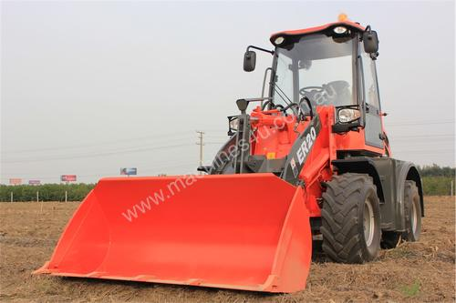 ER20 Wheel Loader Articulated EVERUN Delivery AU