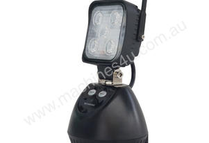 15W PORTABLE RECHARGEABLE WORK LIGHT WITH MAGNETIC