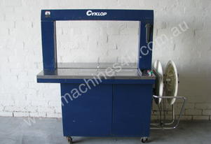 Automatic Box Strapper Strapping Machine Strapack