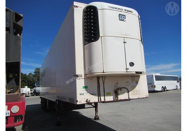 ... 2004 Fte 3A TRIAXLE Pantech Trailer in PERTH INTERNATIONAL AIRPORT, WA