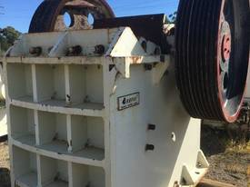 Kefid 600 x 900 Jaw Crusher with 75kW motor - picture1' - Click to enlarge