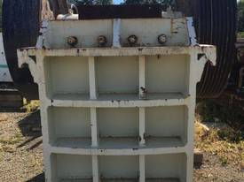 Kefid 600 x 900 Jaw Crusher with 75kW motor - picture2' - Click to enlarge