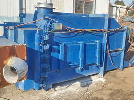 Reverse Pulse Dust collector - picture0' - Click to enlarge
