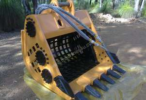 Sieve Bucket Hydraulic Vibrating