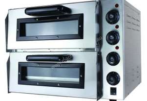 Electmax Double Deck Pizza Oven EP2S