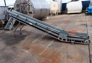 Tripax Incline Belt Conveyor