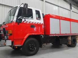 Isuzu  Water truck Truck - picture0' - Click to enlarge
