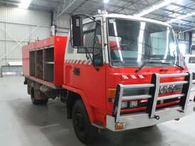 Isuzu  Water truck Truck - picture15' - Click to enlarge