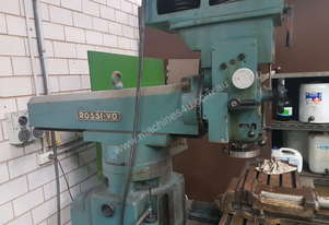 Rossi   milling machine
