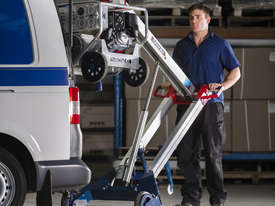 Makinex Powered Hand Truck - lift up to 140kg on your own! - picture1' - Click to enlarge