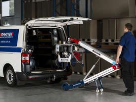 Makinex Powered Hand Truck - lift up to 140kg on your own! - picture2' - Click to enlarge