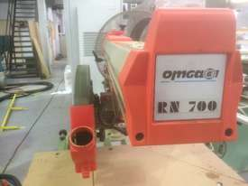 USED OMGA RN 700 3PHASE RADIAL ARM SAW 400MM SAW BLADE   . - picture1' - Click to enlarge
