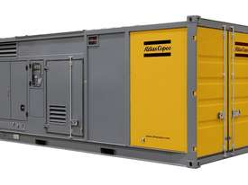 Atlas Copco Prime Fixed Generator QEC 1000 Temporary Power Generator  - picture0' - Click to enlarge