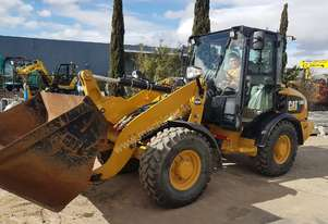 USED 2013 CAT 906H2 ARTICULATED WHEEL LOADER WITH LOW HOURS