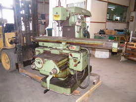 TOS milling machine - picture0' - Click to enlarge