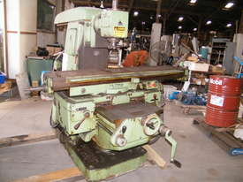 TOS milling machine - picture1' - Click to enlarge