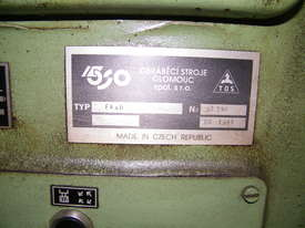 TOS milling machine - picture3' - Click to enlarge