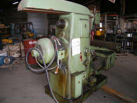 TOS milling machine - picture6' - Click to enlarge