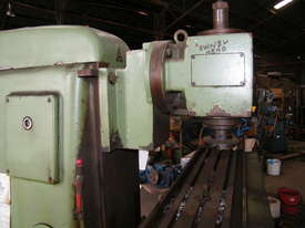 TOS milling machine - picture7' - Click to enlarge