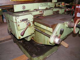 TOS milling machine - picture9' - Click to enlarge