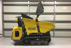 Wacker Neuson DT08 Track Dumper - low hours