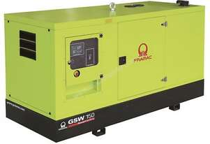Pramac 148 kVA Three Phase Perkins Diesel Generator