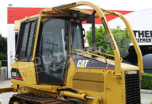 D3G XL Dozers Screens & Sweeps DOZSWP