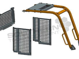 D3G XL Dozers Screens & Sweeps DOZSWP - picture6' - Click to enlarge