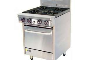 Goldstein 4 Burner Gas Top With Fan Forced Electric Oven