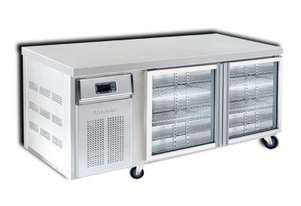 Semak BC1800-G 2 Door 1800 Bar Chiller