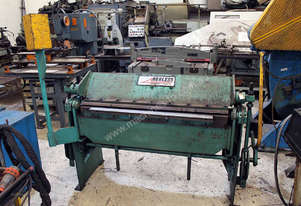 Herless   Sheet Metal Folder
