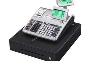 Casio SE-S3000 Dual Roll Cash Register with Multiline Display