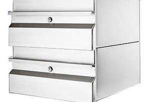 Simply Stainless SS19.0200 Double Drawer