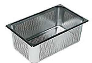 Rieber G21 024/064/104 Gastronorm Food Containers GN2/1 Perforated