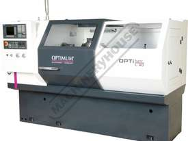 L40 OPTi-Turn Optimum CNC Lathe 400 x 1000mm Turning Capacity - picture0' - Click to enlarge