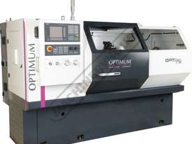 L40 OPTi-Turn Optimum CNC Lathe 400 x 1000mm Turning Capacity - picture3' - Click to enlarge